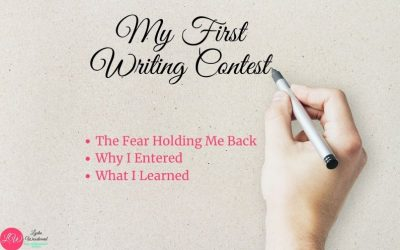 My First Writing Contest